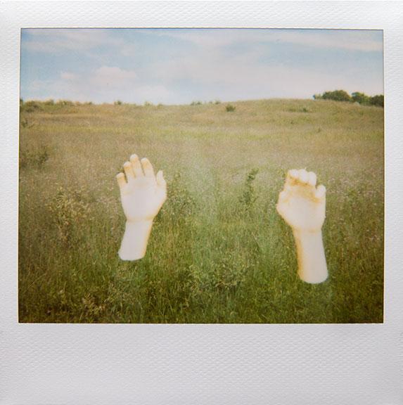 Hands by Rachel Frank