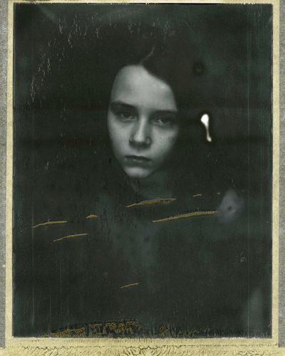 Emilie-Polaroid 55 expired_